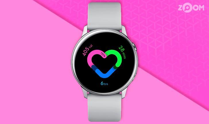 Galaxy Watch Active e Galaxy Fit são os novos wearables da Samsung para quem pratica esportes