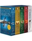 Game of Thrones Box Set (5 Books) - George R.R. Martin - 9780345540560