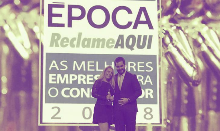 Ganhamos o Prêmio Época Reclame AQUI 2018 e você é parte fundamental dessa conquista!