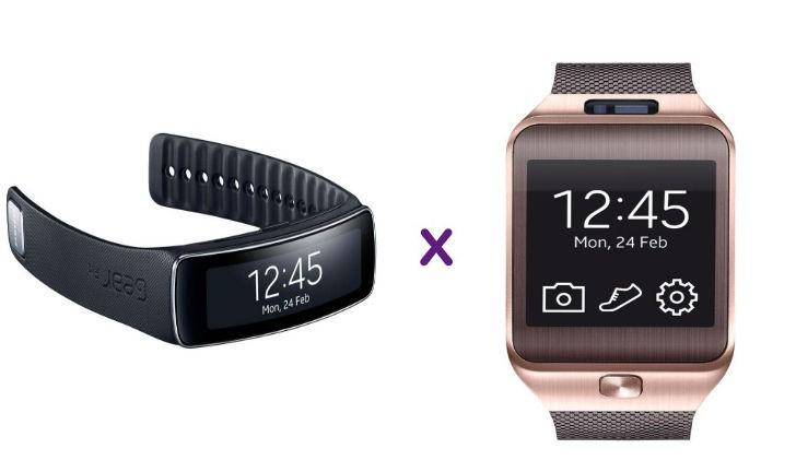 Gear Fit ou Gear 2: qual relógio Samsung é o melhor pra você?