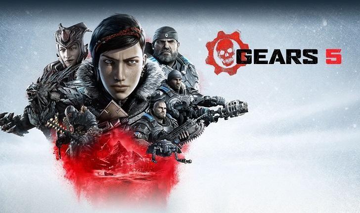 Gears 5 será lançado para XBox One e Microsoft Windows 10 em setembro