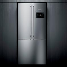 Geladeira Brastemp Gourmand Frost Free French Door Inverse 540 Litros Inox BRO81AR