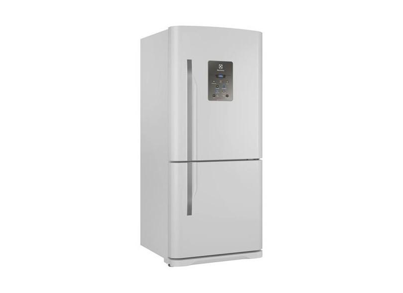 6bd8554b5 Geladeira Electrolux Bottom Freezer 598 Litros DB84