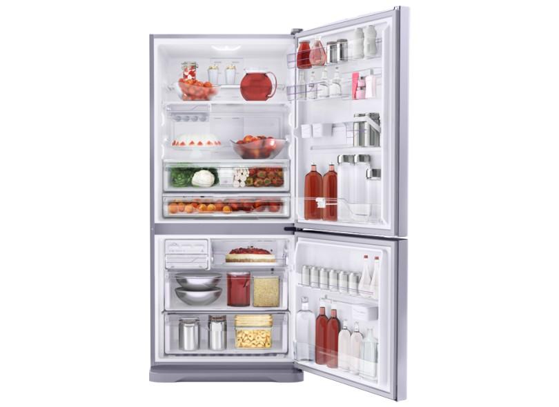 bd52317ff Geladeira Electrolux Bottom Freezer 598 Litros DB83X Inox