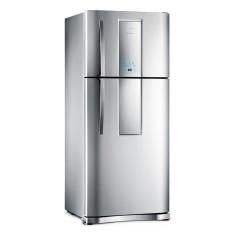a10dfab1a Geladeira Electrolux DF80X Frost Free Duplex 553 Litros Inox