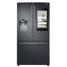 Geladeira Samsung Frost Free French Door Inverse 582 Litros Inox Family Hub RF265BEAESG
