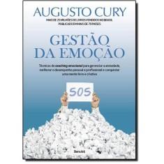 Foto Gestão da Emoção - Cury, Augusto - 9788582402603