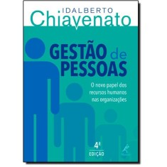 Gestão de Pessoas - 4ª Ed. 2014 - Chiavenato, Idalberto - 9788520437612