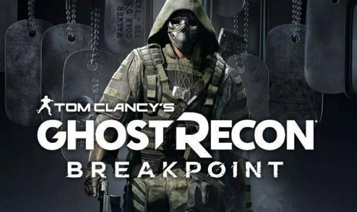 Ghost Recon Breakpoint vai estrear no dia 4 de outubro