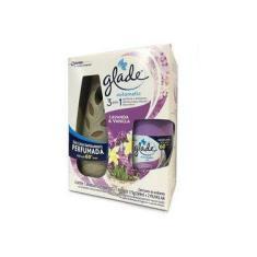 Glade Automatic Aparelho Com Refil Odorizador De Ambientes Lavanda & Vanilla