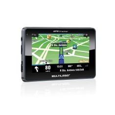 Foto GPS Automotivo Multilaser Gps Tracker III GP033 4,3 ""