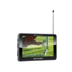 """GPS Automotivo Multilaser Tracker GP036 5,0 """" TV Digital"""