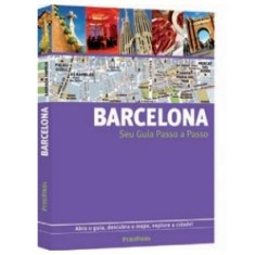 Guia Passo a Passo Barcelona - Gallimard - 9788579141966