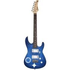 Guitarra Elétrica Hard Hood Waldman Uniform Gtu-1/Cru