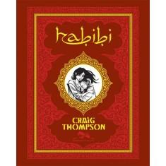 Habibi - Thompson, Craig - 9788535921311