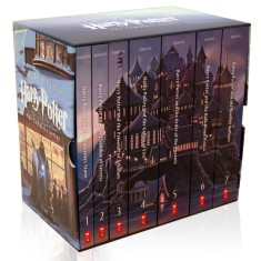 Foto Harry Potter Box Set Special Edition - J. K. Rowling - 9780545596275