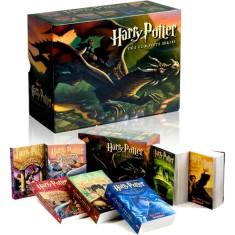Harry Potter Boxed Set (Books 1-7) - J.K. Rowling - 9780545162074