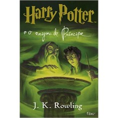 Foto Harry Potter e o Enigma do Príncipe 6 - Rowling, J.k. - 9788532519474