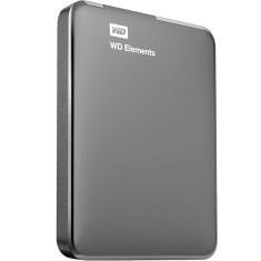 HD Externo Portátil Western Digital Elements WDBUZG0010BBK 1 TB