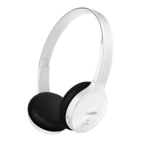 Foto Headphone Bluetooth Philips com Microfone SHB4000