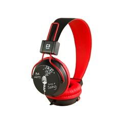 Headphone C3 Tech MI-2358RR Ajuste de Cabeça