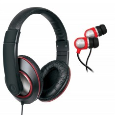 Foto Headphone Isound com Microfone DGHP-4004