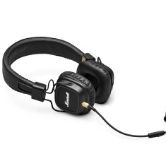 Foto Headphone com Microfone Marshall Major II