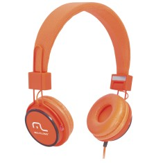 Foto Headphone Multilaser com Microfone Fun
