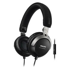 Headphone com Microfone Philips SHL3565BK/00