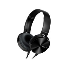 Foto Headphone Sony com Microfone MDR-XB450AP | Amazon
