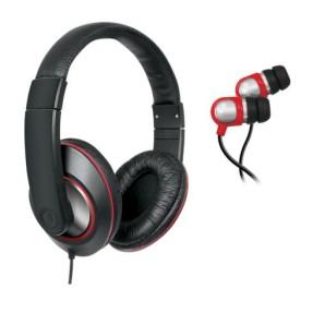 Headphone Isound DGHP-4004 Ajuste de Cabeça