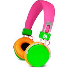 Headphone Merkury Hi-Light Ajuste de Cabeça