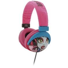 Headphone Multilaser Monster High PH107 Ajuste de Cabeça