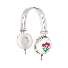 Headphone Waldman Soft Gloves Fluminense Ajuste de Cabeça
