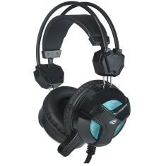 Headset com Microfone C3 Tech Blackbird PH-G110BK