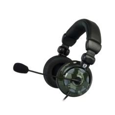 Headset com Microfone C3 Tech Xcite X-15 MI-2324RG