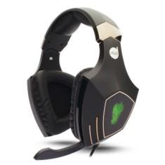 Headset com Microfone Dazz Gamer Rock Python 7.1 622591