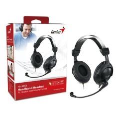 Headset com Microfone Genius HS-505X