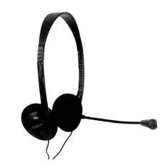 Headset com Microfone Hardline 8089