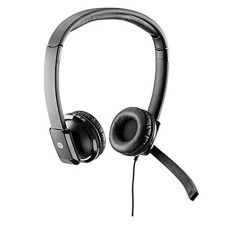 Headset com Microfone HP Business QK550AA