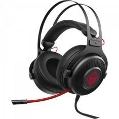Headset com Microfone HP Omen 800 Ajuste de Cabeça