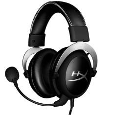 Headset com Microfone HyperX CloudX