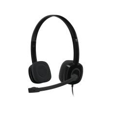 Headset com Microfone Logitech H151