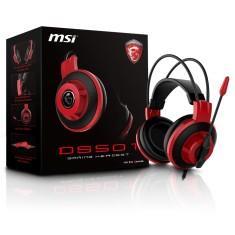Headset com Microfone MSI DS501