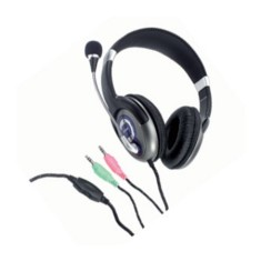 Headset com Microfone Multilaser PH031