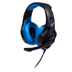 Foto Headset Multilaser com Microfone Warrior 2.0 LED
