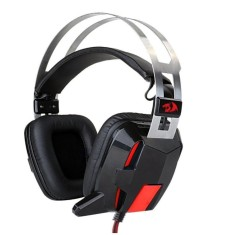 Headset com Microfone Redragon Lagopasmutus H201