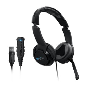 Headset com Microfone Roccat Kulo USB