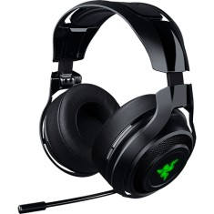 Headset Wireless com Microfone Razer Man O'war