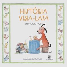 História Vira-lata - Orthof, Sylvia - 9788516075750